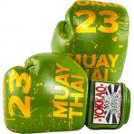 Urban boxkesztyű zöld