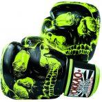 Skullz Green Boxkesztyű